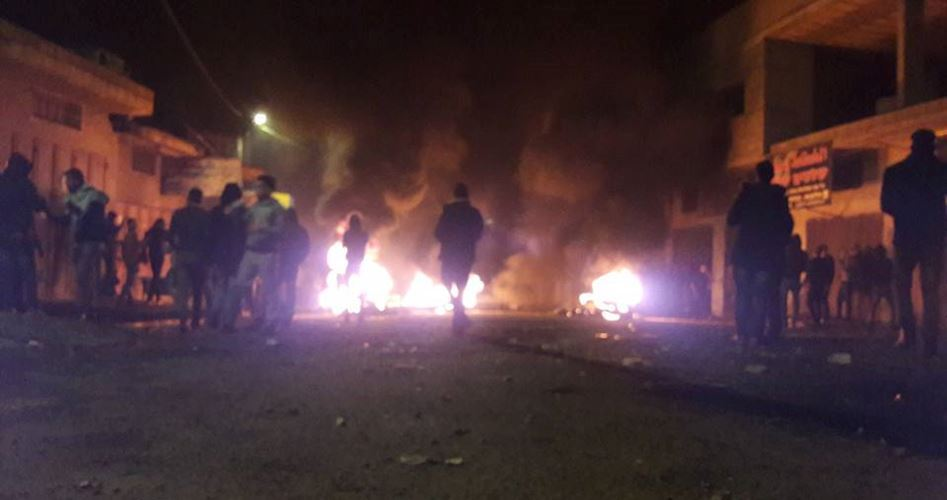 Injuries reported in clashes with IOF east of Qalqilya
