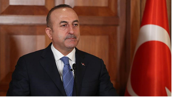 Turkish FM set to meet Chinese counterpart in Beijing