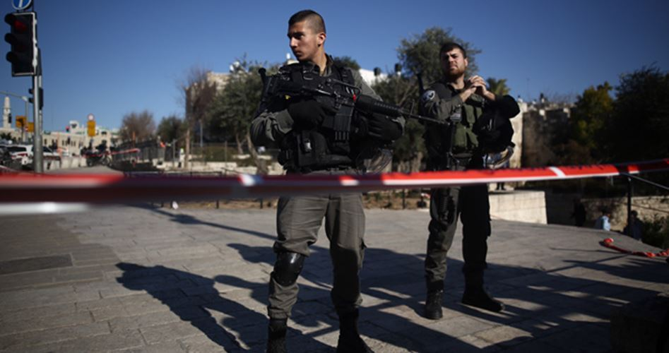 Israel decides to expand possession of firearms among Jewish settlers