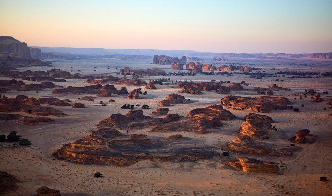 Saudi Arabia looks to the future — by stepping 5,000 years into the past
