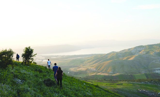 Jordan attracts tourists with the promise of adventure