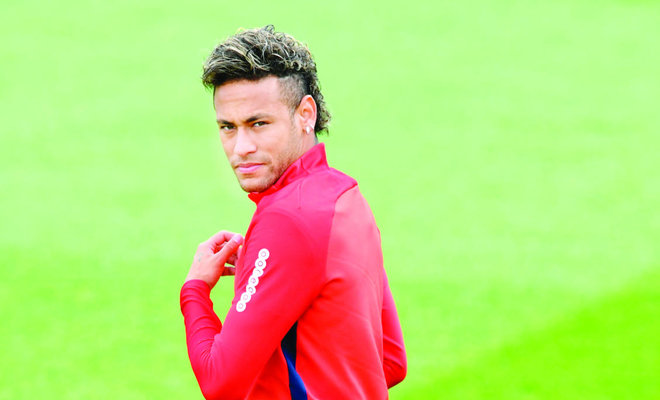 Neymar fever pitch focuses on PSG makeweight
