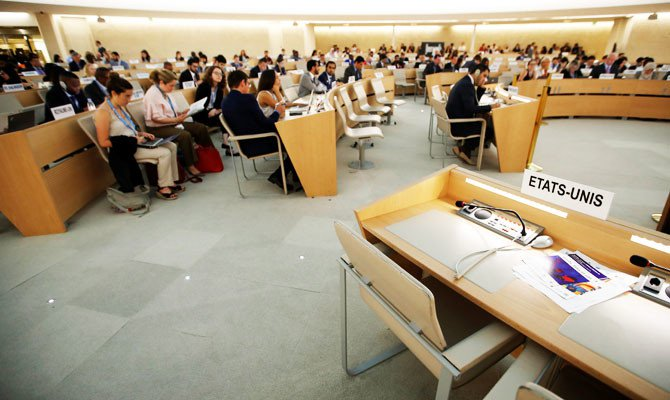 Nations defend UN Human Rights Council after US pullout
