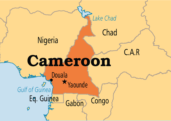 34 Cameroonian soldiers missing after boat capsize