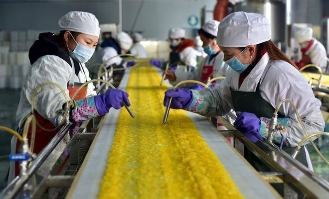 China GDP grows 6.9 percent in the second quarter