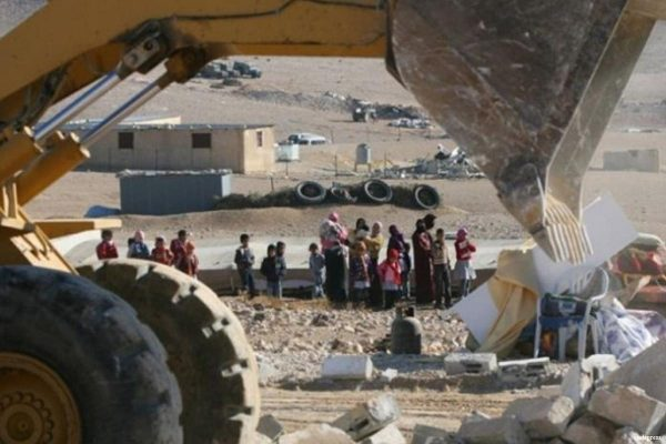Palestinian Bedouins refuse to surrender 116 times