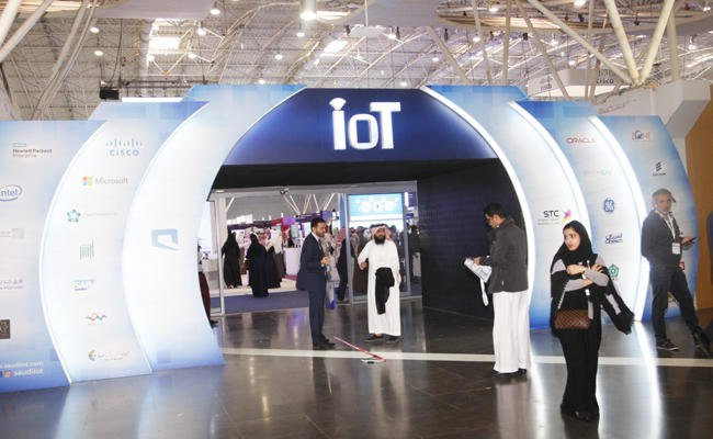 First IoT exhibition opens to explore what lies ahead for information technology in KSA