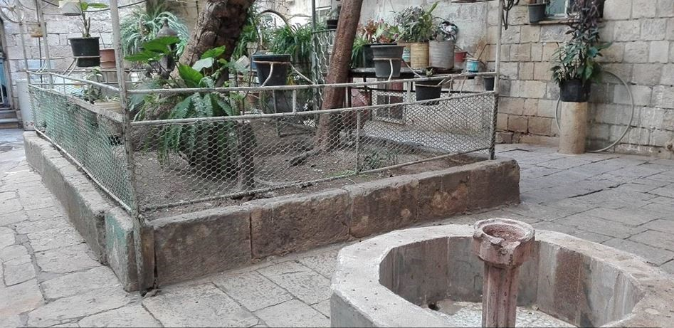 Old house in Nablus tells the story of 700 years of history