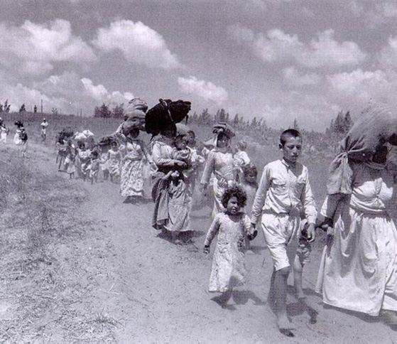 The Palestinian Nakba: From Napoleon to Ben-Gurion