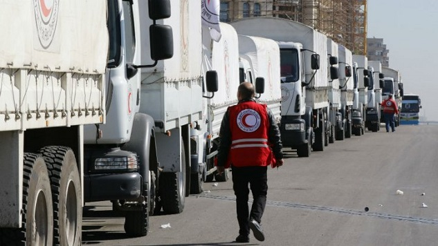 Turkish Red Crescent lends hand to Iraqi Christians