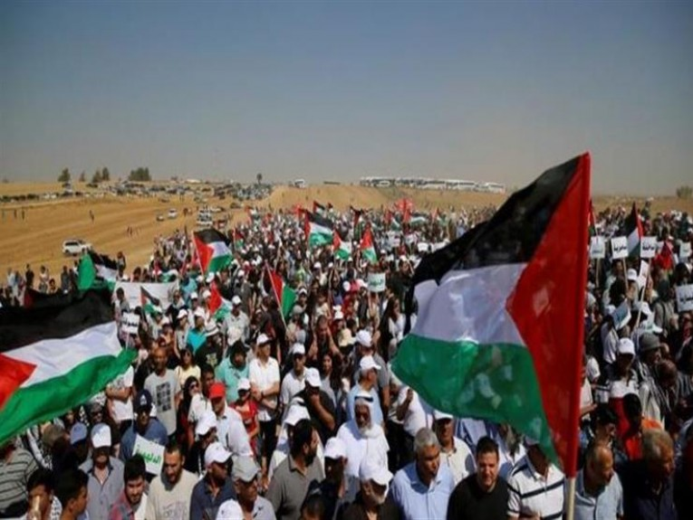 The Return Marches and Occupation's Nightmares