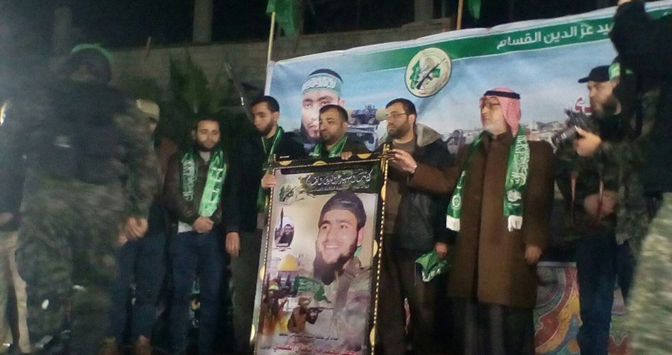 QB urges Palestinians to continue their intifada against occupation