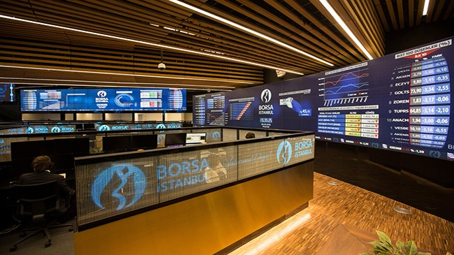 Turkey's Borsa Istanbul down at open