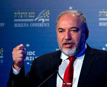 Lieberman: Not a single Palestinian refugee will return to their lands in Israel.