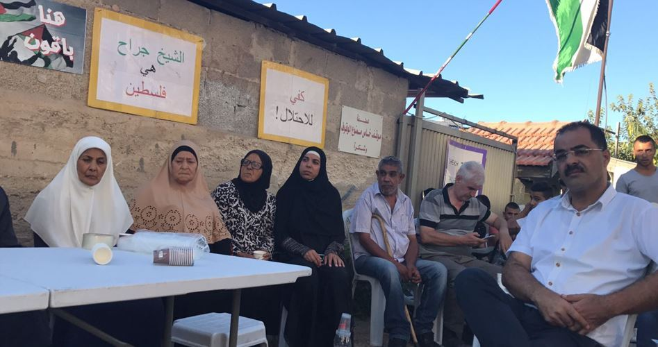 Israeli court to decide on home-demolition of Shamasna family's house