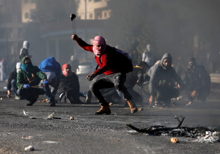 The First Intifada showed that if we stay silent, we lose