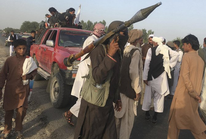 Taliban kill 6 police in Afghanistan's southern Ghazni province