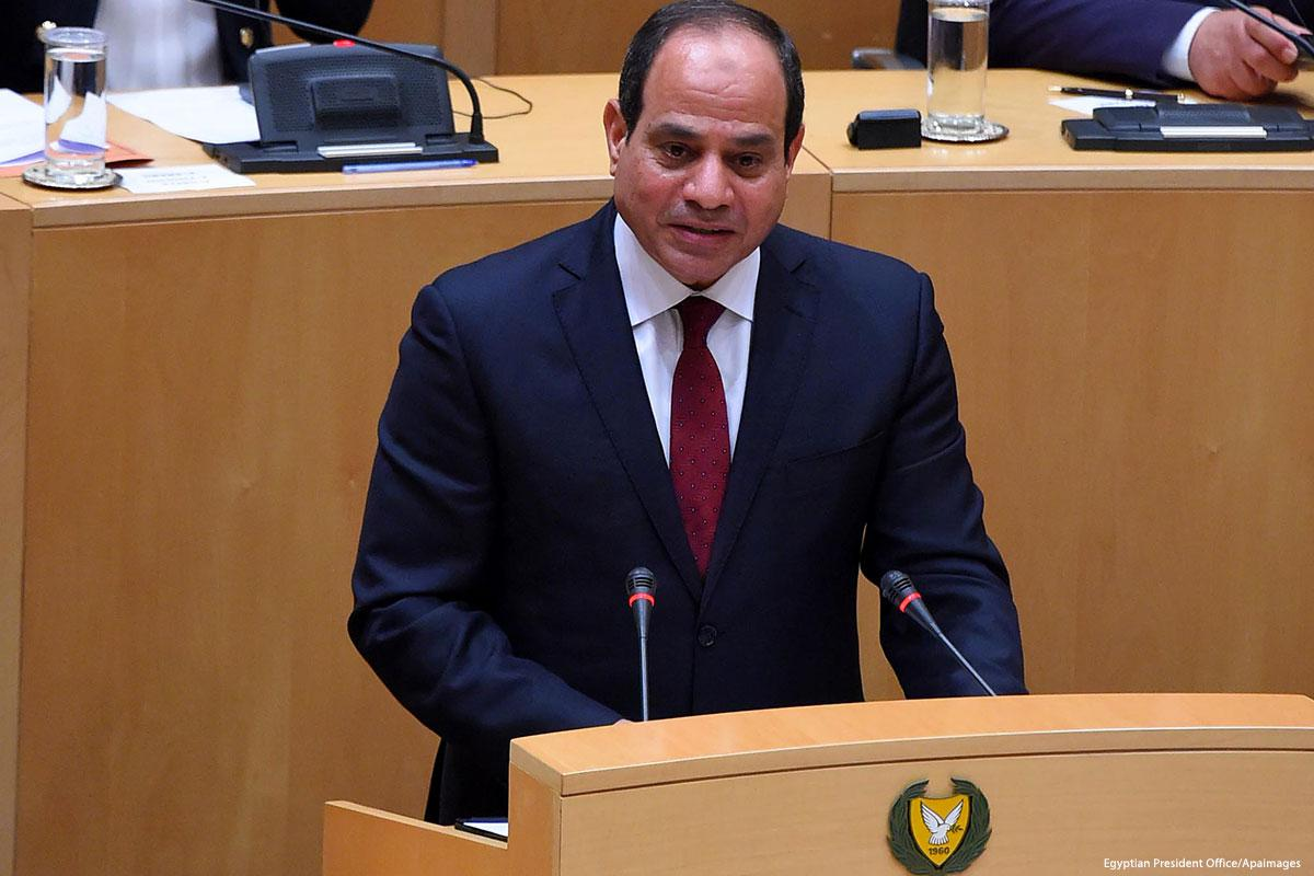 Sisi insists on implementing agreement on Ethiopian dam