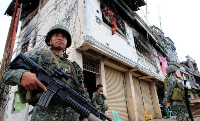 Philippine Congress votes to extend martial law in Mindanao