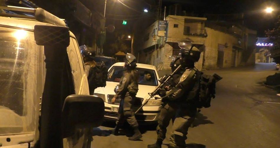 Minors among several Palestinians kidnapped by Israeli army
