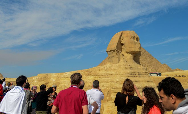 Tourists coming to Egypt set to reach 12mn by end of 2018: Travco chairman