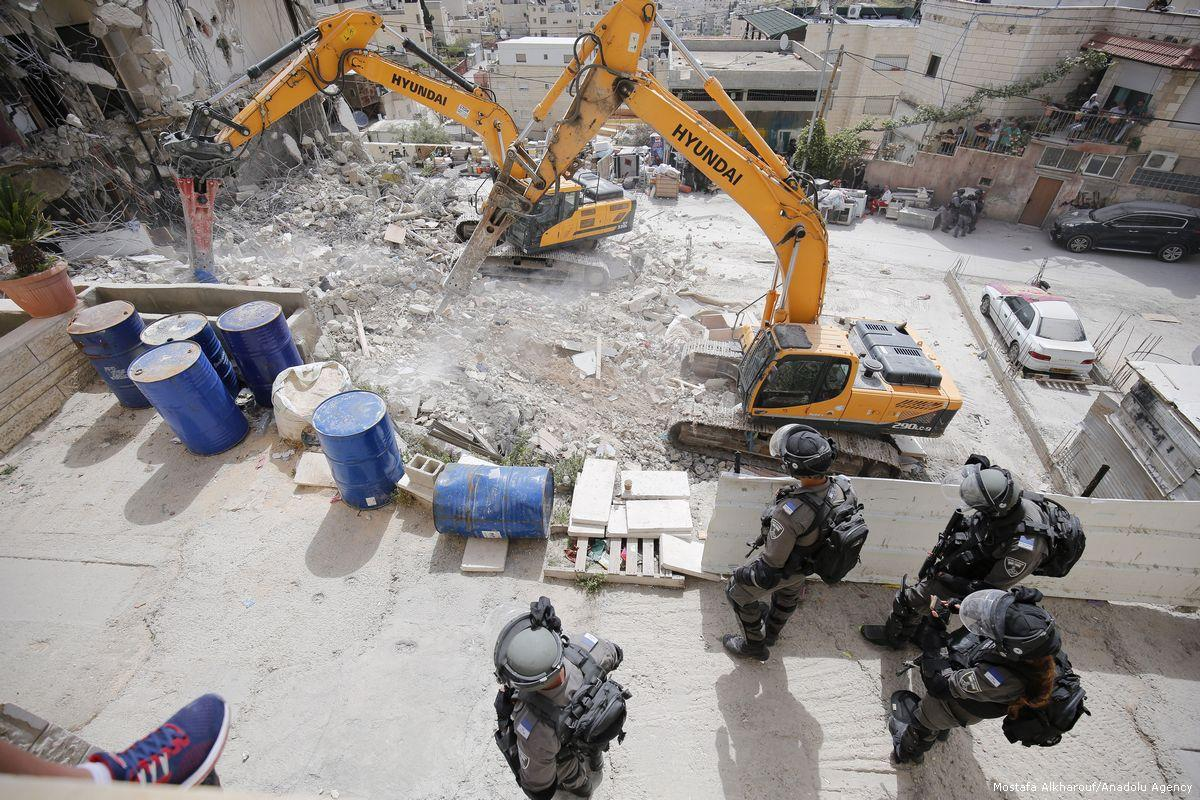 Israel to pay $16.7m to settlers after demolishing their illegal homes