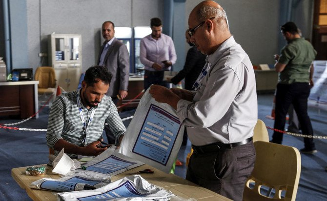 Iraq court rules cancelation of some votes in May election was unconstitutional