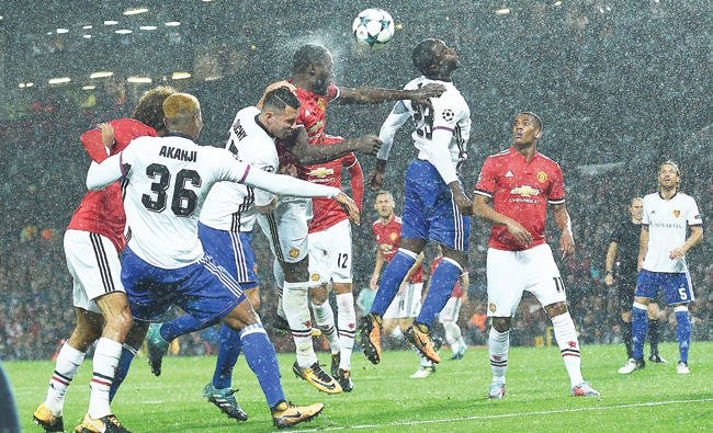 Champions League kicks off with night of one-sided games