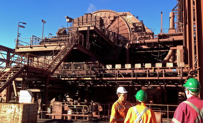 BHP's half-year profit gets boost from higher metals prices