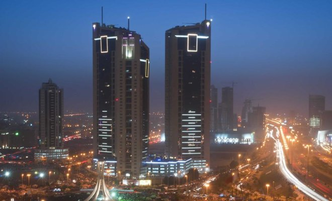 S&P cuts Bahrain rating to 'B+'