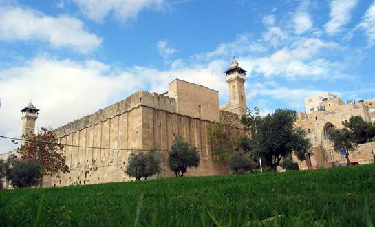 UNESCO recognize Hebron's Old City and the Tomb of the Patriarchs Palestinian heritage sites.