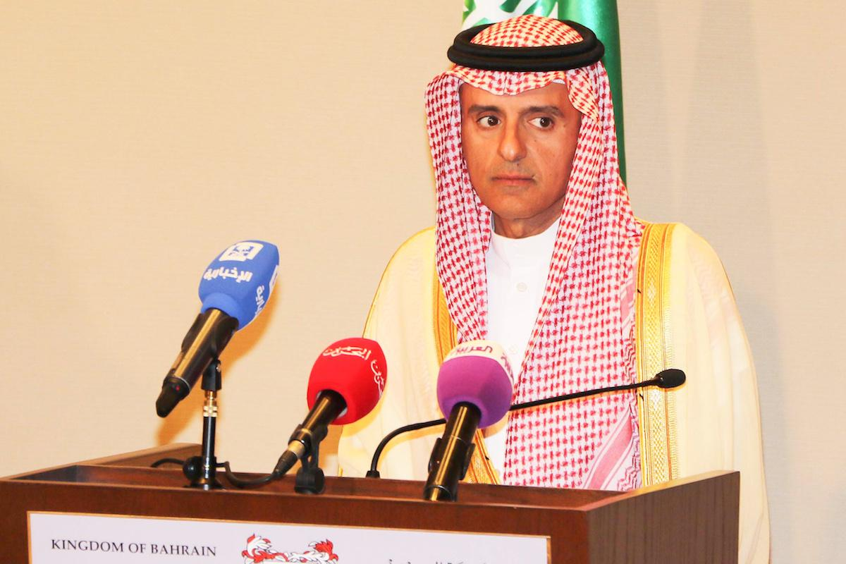 Saudi FM denies moving Arab League summit venue for fear of Houthi missiles