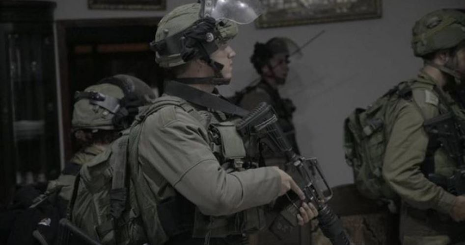 12 Palestinians kidnapped by Israeli forces in overnight clashes