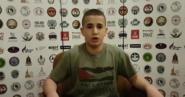 Palestinian athlete refuses to play against Israeli in boxing contest