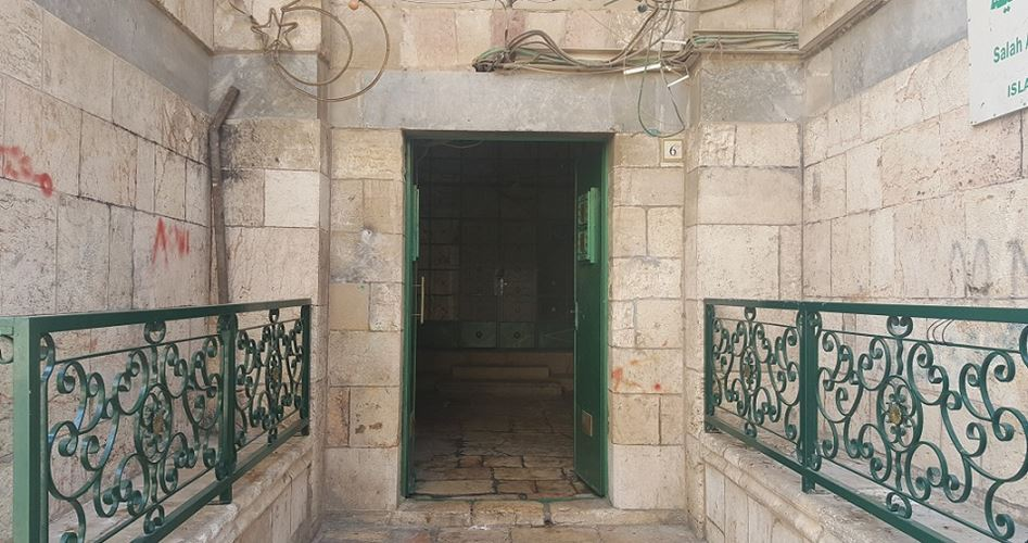 Al-Khanqa al-Salahiyya in Jerusalem, Castle of Sufism and politics
