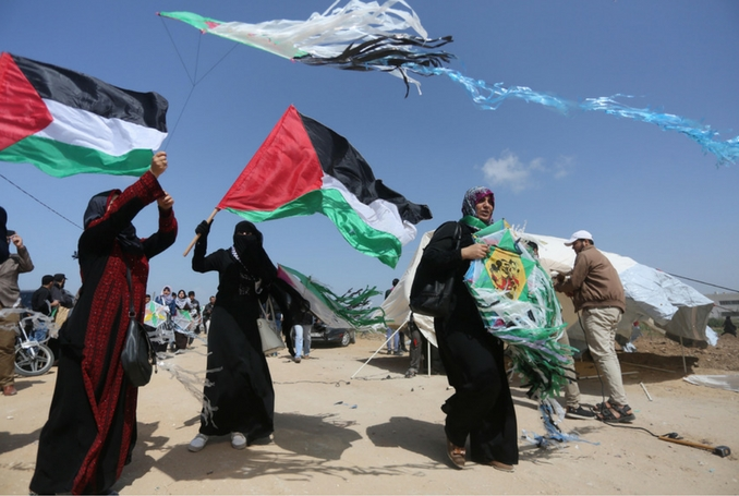 Israel Detains Palestinian Mothers Visiting Jailed Sons