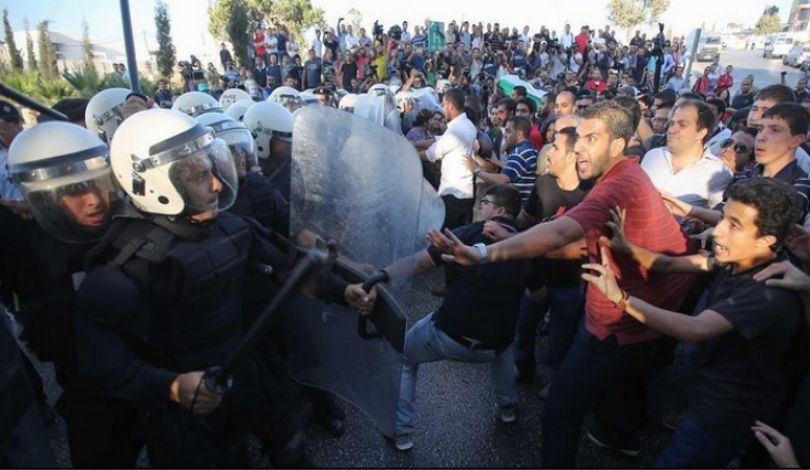 The Two Authorities of Repression