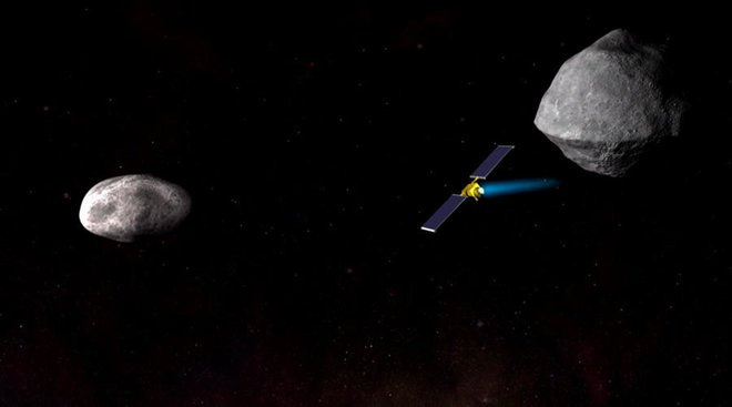 NASA to create space probe to save Earth from asteroid impact