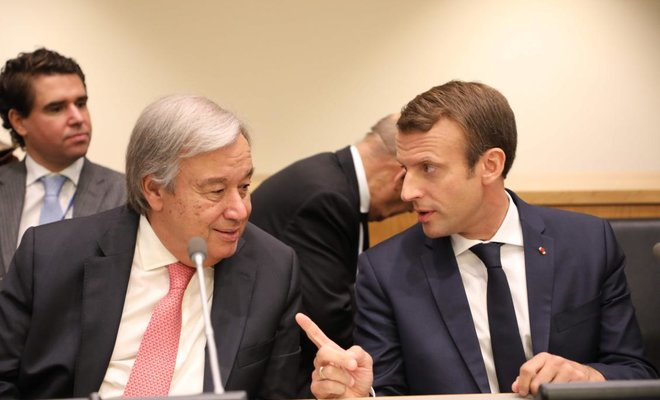 UN chief to open signing for 1st nuclear ban treaty