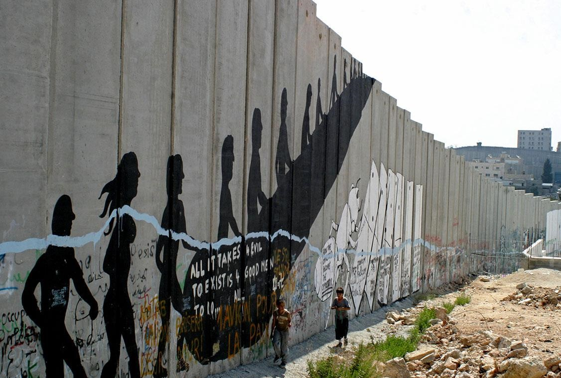 Occupied Palestine: my personal experience