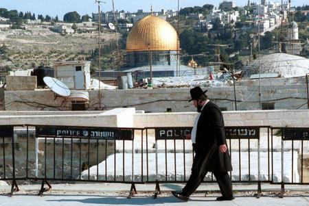 Jerusalem under the fire of Judaization