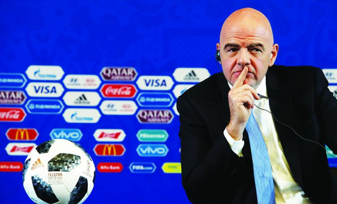 FIFA silent over Qatar allegations