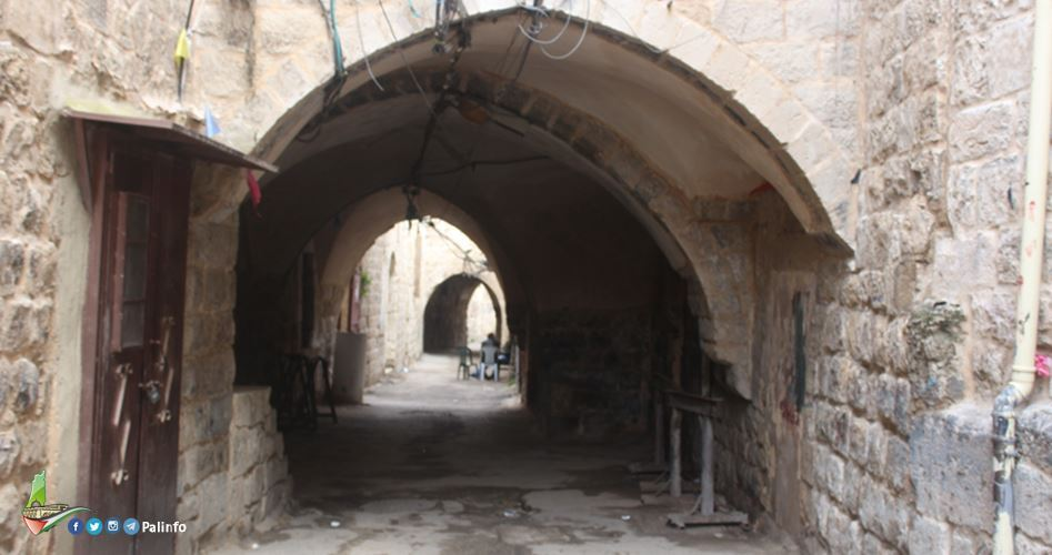Al-Yasmina Neighborhood in Nablus: Abandoned History