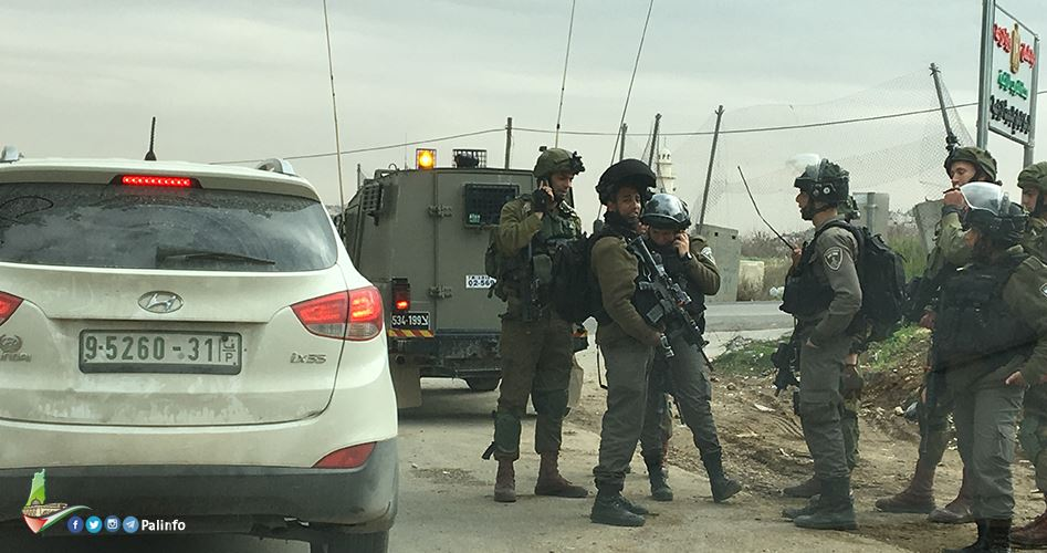 New arrest campaigns in West Bank