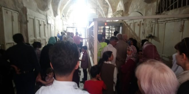 I visited Hebron for the first time and it was shocking