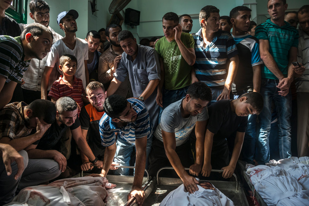 How many Palestinians should die for the world to stop Israel's crimes