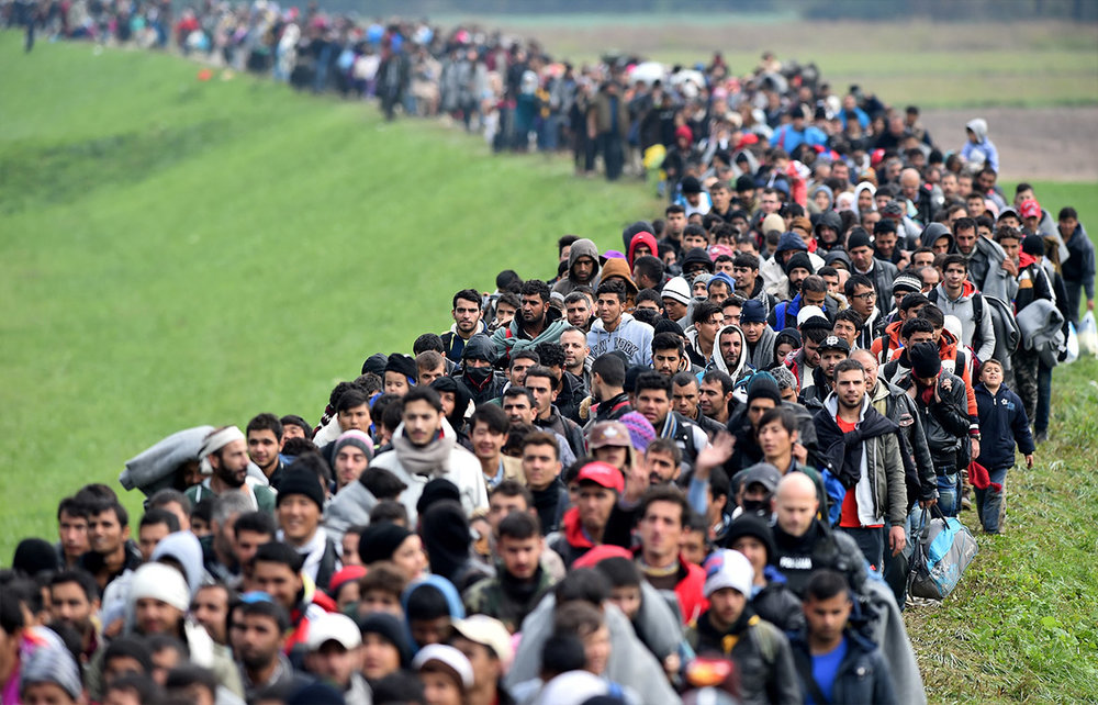 Europe's left turns right on immigration
