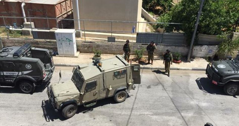 Arrests, searches carried out in IOF pre-dawn raids