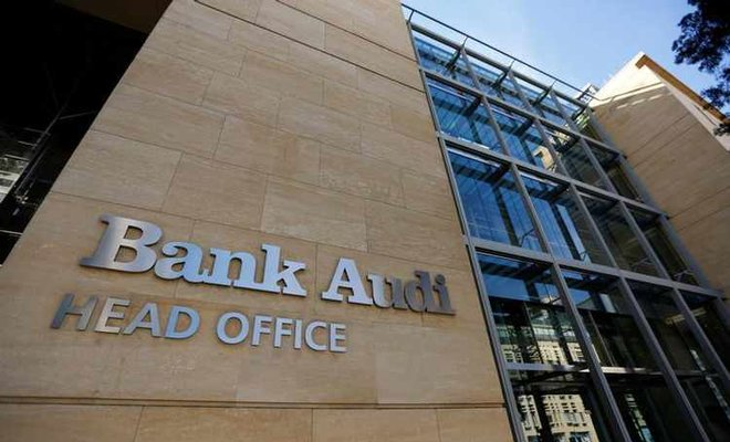 EBRD's first Lebanon deal is 2.51 percent equity stake in Bank Audi