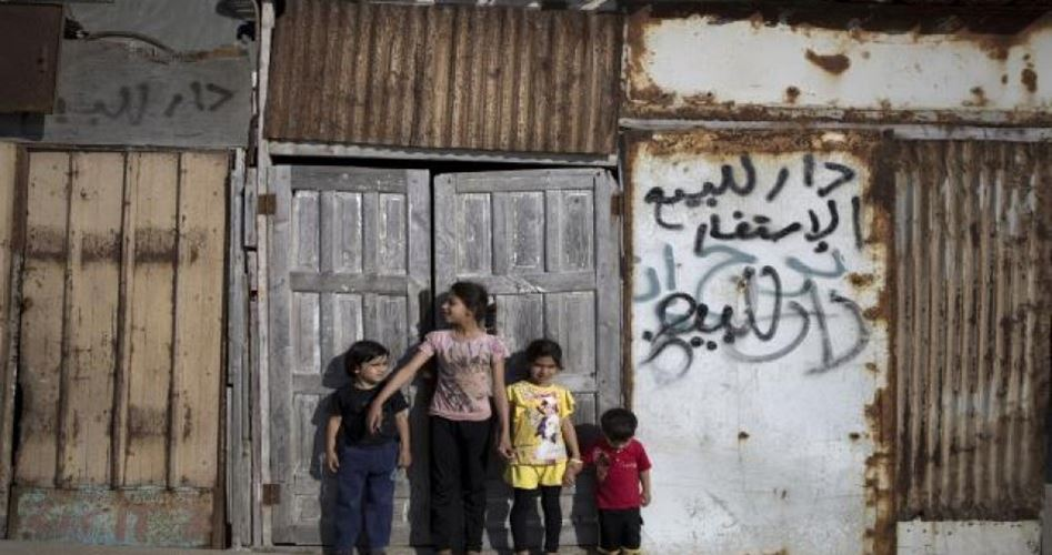 Over half of Gaza residents suffer from poverty